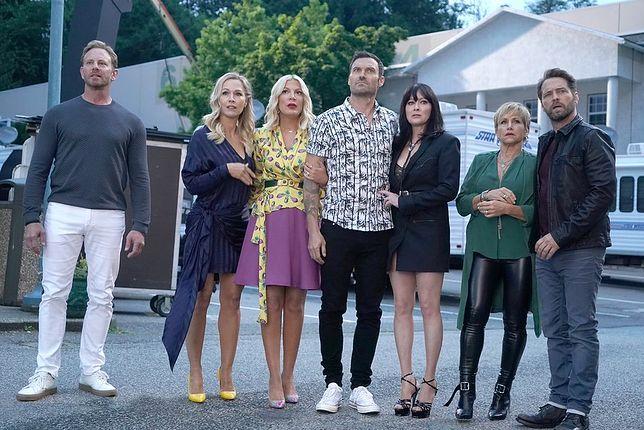 "Odświeżone ""Beverly Hills 90210"" bez szans na drugi sezon?"