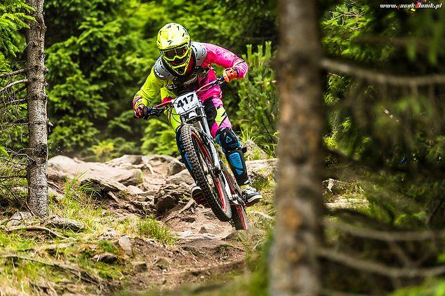 Downhill - ekstremalna jazda na rowerze