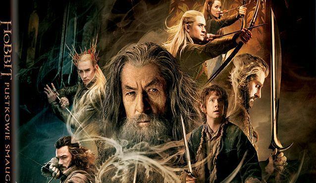 """""""Hobbit: Pustkowie Smauga"""": w kwietniu na Blu-ray 3D, Blu-ray i DVD"""