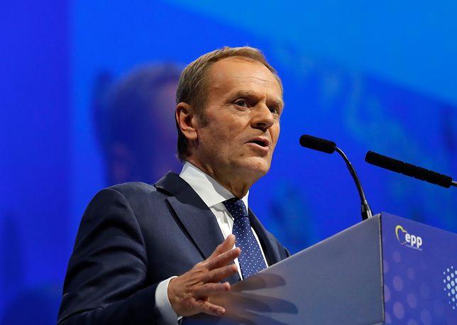 Donald Tusk na kongresie EPL w Zagrzebiu: czasami jestem zbyt szczery