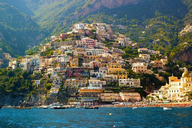 Wczasy we Włoszech - Positano