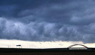 Pochmurna pogoda utrzyma się nad Polską