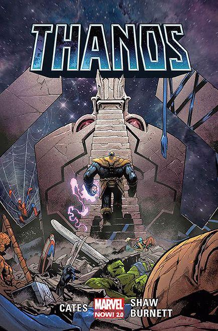 Thanos tom 2, Egmont 2021