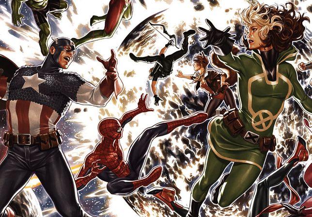 Avengers: Nie poddamy się, Egmont, 2021