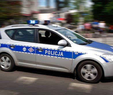 12- letni chłopiec prowadził auto po pijanemu