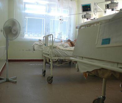 Nie w każdym szpitalu można mieć własny wiatrak