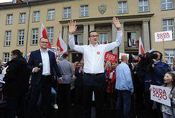 Koszalin. Polityk Platformy nie odpuszcza premierowi i idzie na wojnę z policją