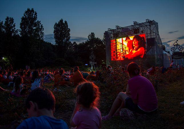 Kino letnie Warszawa 2019. Seanse w dniach 11-14 lipca