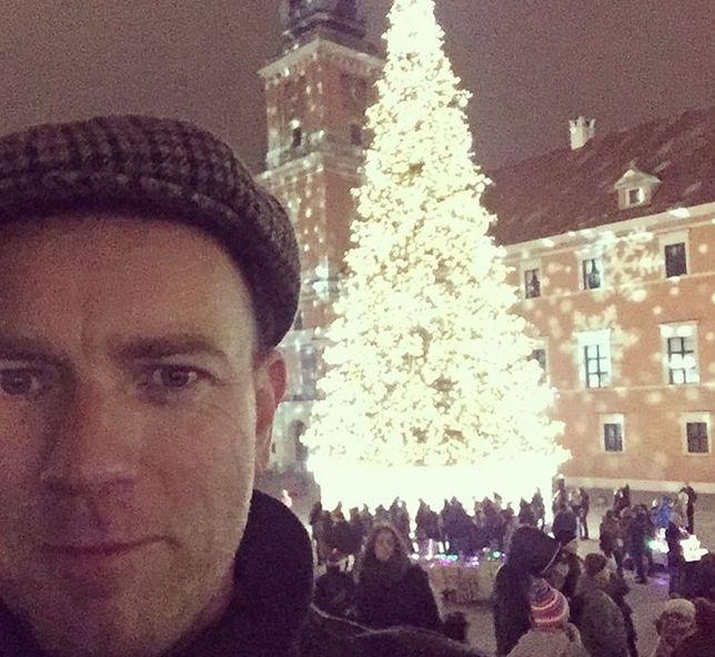 McGregor w Warszawie
