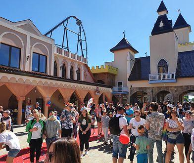 Zgodnie z rządowym planem 6 czerwca otwarte zostały parki rozrywki.