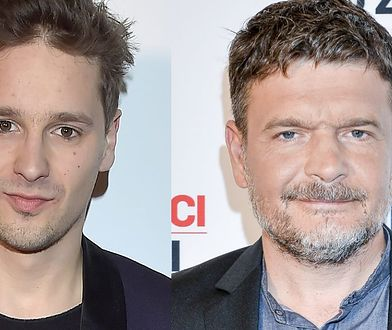 Krzysztof Zalewski-Brejdygant i jego brat Igor Brejdygant. Pierwszy ma 34, drugi 47 lat