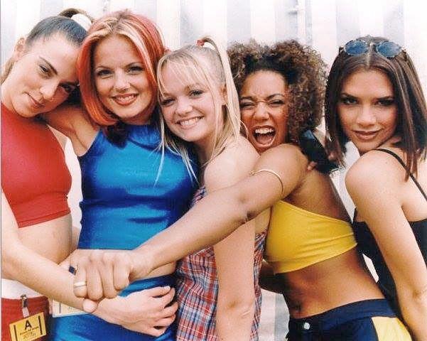 """""""Spice Girls"""" planuje spektakularny powrót."""