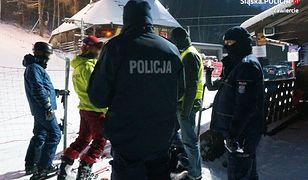 Śląsk. Stacja narciarska działała mimo zakazu. Interwencja policji i sanepidu