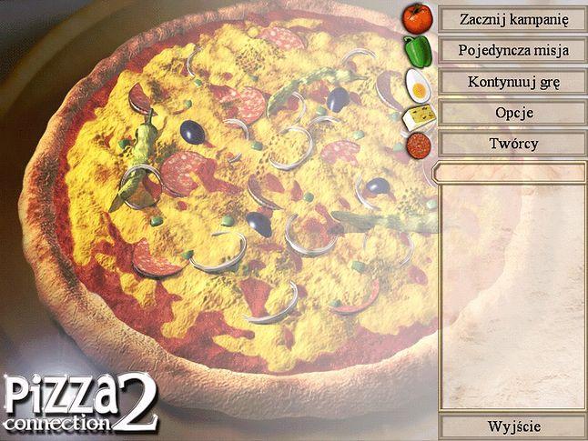 Pomimo, że pizza cyfrowa, kubki smakowe się odezwały :)