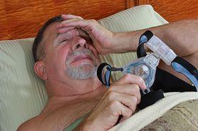 Nieleczony bezdech senny może powodować czerniaka