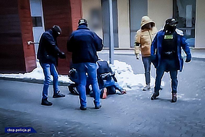 CBŚP zatrzymała polskiego aktora. Grał w filmach Patryka Vegi