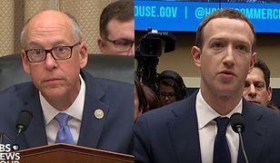Zeznanie Zuckerberga w kongresie brzmiało zupełnie inaczej
