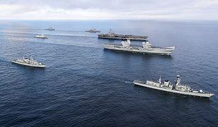 Okręty NATO pojawią się w Polsce