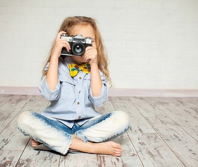 Aparat natychmiastowy jest łatwy w obsłudze i idealnie nadaje się dla dzieci