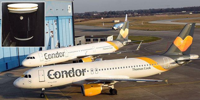 Samolot z 326 pasażerami lądował awaryjnie w Irlandii