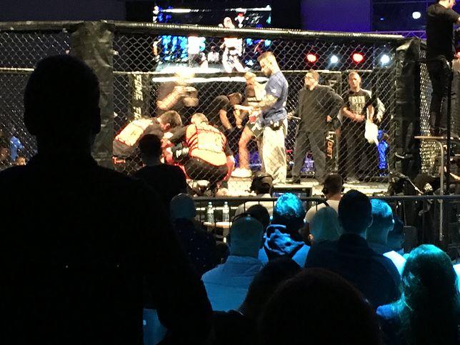 Gala Fame MMA jest  wydarzeniem typu freak fight