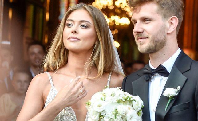 Joanna Opozda i Antoni Królikowski wzięli ślub