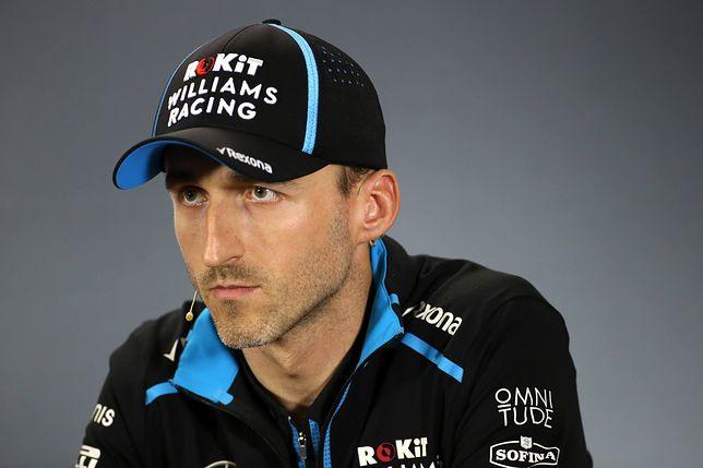 Robert Kubica, nasz jedynak w F1.