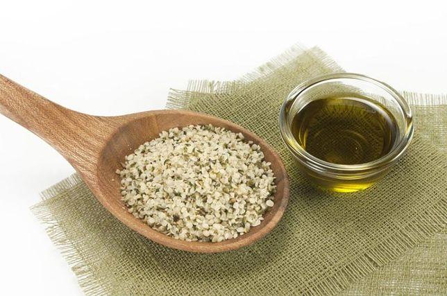 Olej konopny dla zdrowia i smaku