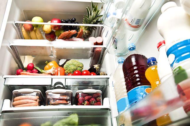 Nie wszystkie produkty powinny być w lodówce