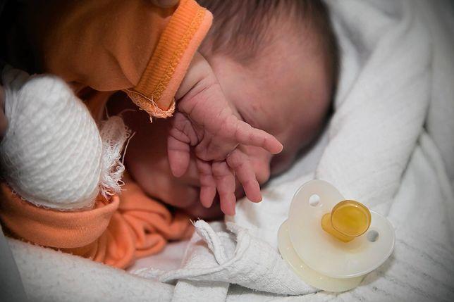 Włocławek. Dziecko znalezione w Oknie Życia