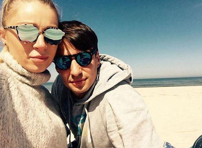 Jarosław Bieniuk i Martyna Gliwińska wrócili do siebie? Wybrali się razem na Kaszuby