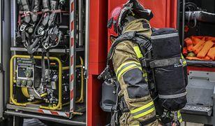Opole. Ogień w szpitalu wojewódzkim, ewakuowano kilkadziesiąt osób
