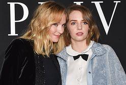 Uma Thurman wiele zawdzięcza Tarantino. Teraz dał rolę jej córce