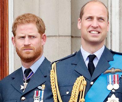 William wyrzucił Harry'ego? Sensacyjne doniesienia tabloidu