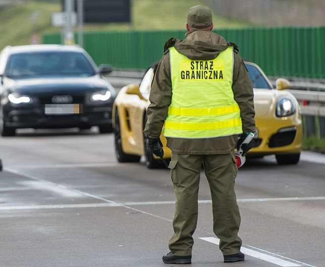 Straż graniczna otrzyma prawo do zatrzymywania dowodów rejestracyjnych, nie będzie jednak dublowała zadań policji