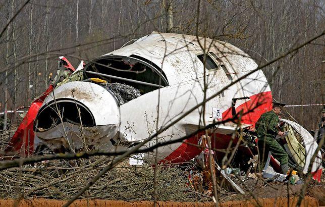 Podkomisja smoleńska: znaleziono ślady materiałów wybuchowych na Tu-154 i ciele jednej z ofiar