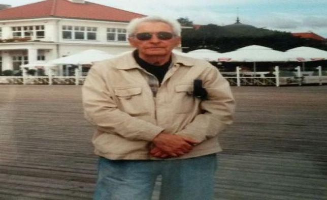 Policja prosi o pomoc. Zaginął 86-letni Adam Borzym