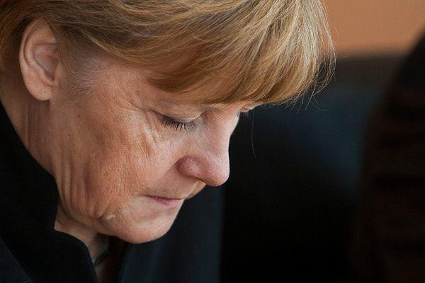 Niemieckie media chwalą Angelę Merkel, krytykują Rosję i nie chcą tarczy antyrakietowej