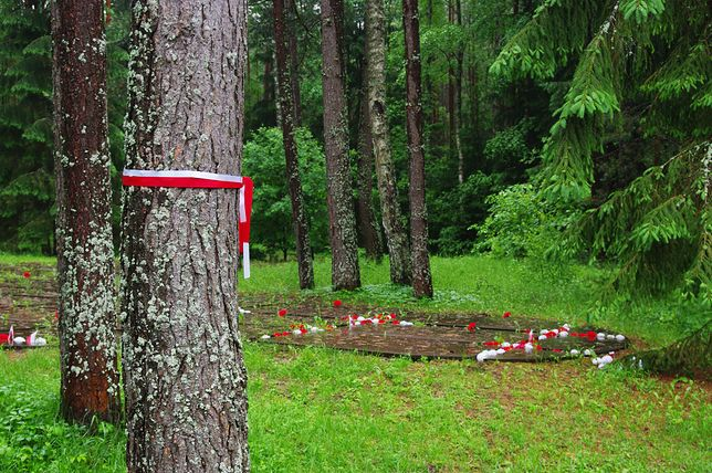 Przed rewolucją październikową las katyński i jego okolice należały do dwóch polskich rodzin: Lednickich i Koźlińskich