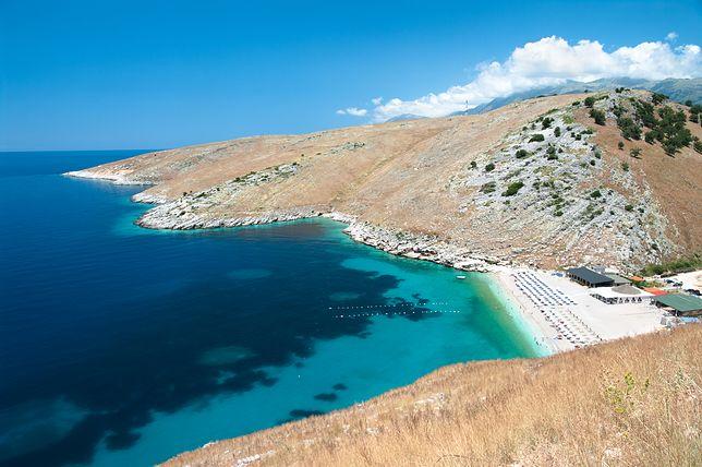 Albania może się pochwalić dostępem do Morza Adriatyckiego i Jońskiego