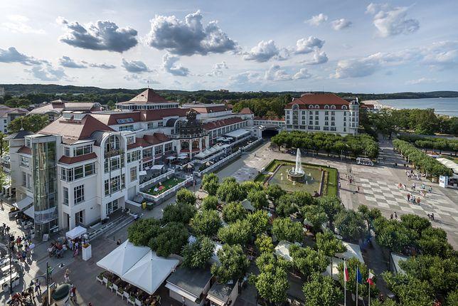 Sopot to jedno z ulubionych miast turystycznych nad morzem