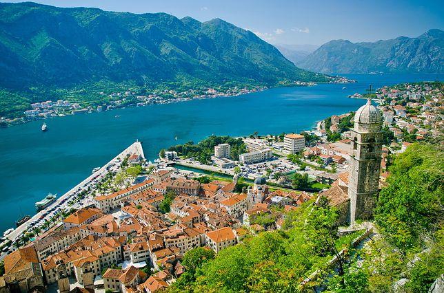 Kotor - najpiękniej położona miejscowość Czarnogóry