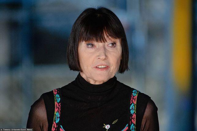 """Ewa Woydyłło-Osiatyńska była z mężem 41 lat. """"Wiktor umarł wiosną, jesienią zaczęłam się rozsypywać"""""""