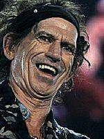 Keith Richards w 'Piratach z Karaibów'