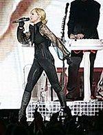 Niebezpieczny koncert Madonny