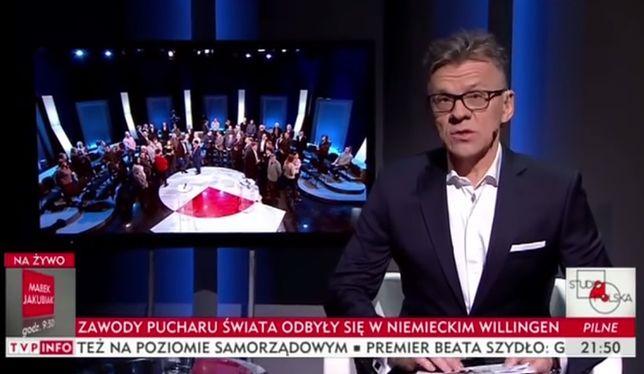 """Skargi do KRRiT na """"Studio Polska"""". Posłowie Nowoczesnej bojkotują program TVP Info"""