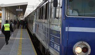Opóźnione są pociągi SKM i PKP IC.