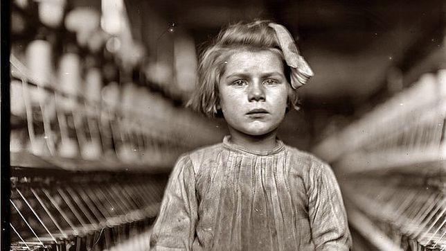 Tak wykorzystywano do pracy dzieci - szokujące zdjęcia