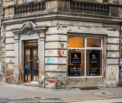 Barber shop Natalii Lietz położony jest w centrum Bydgoszczy