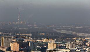 Warszawski smog dotrze do Brukseli. Żłożono skargę do KE